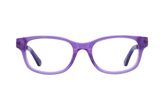 Disney Frozen FZE909 Purple Glasses