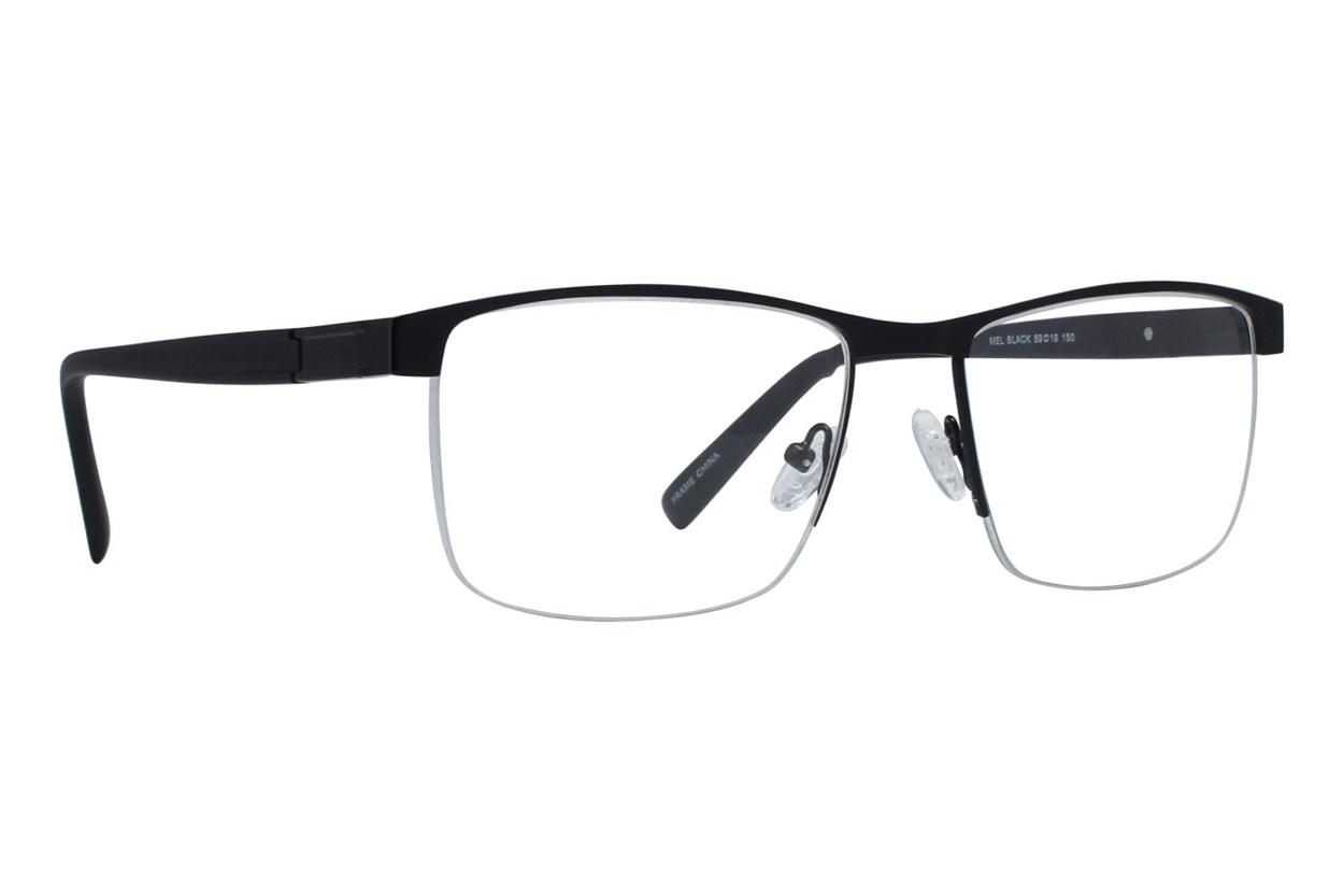 Maxx Eyewear Mel Black Glasses