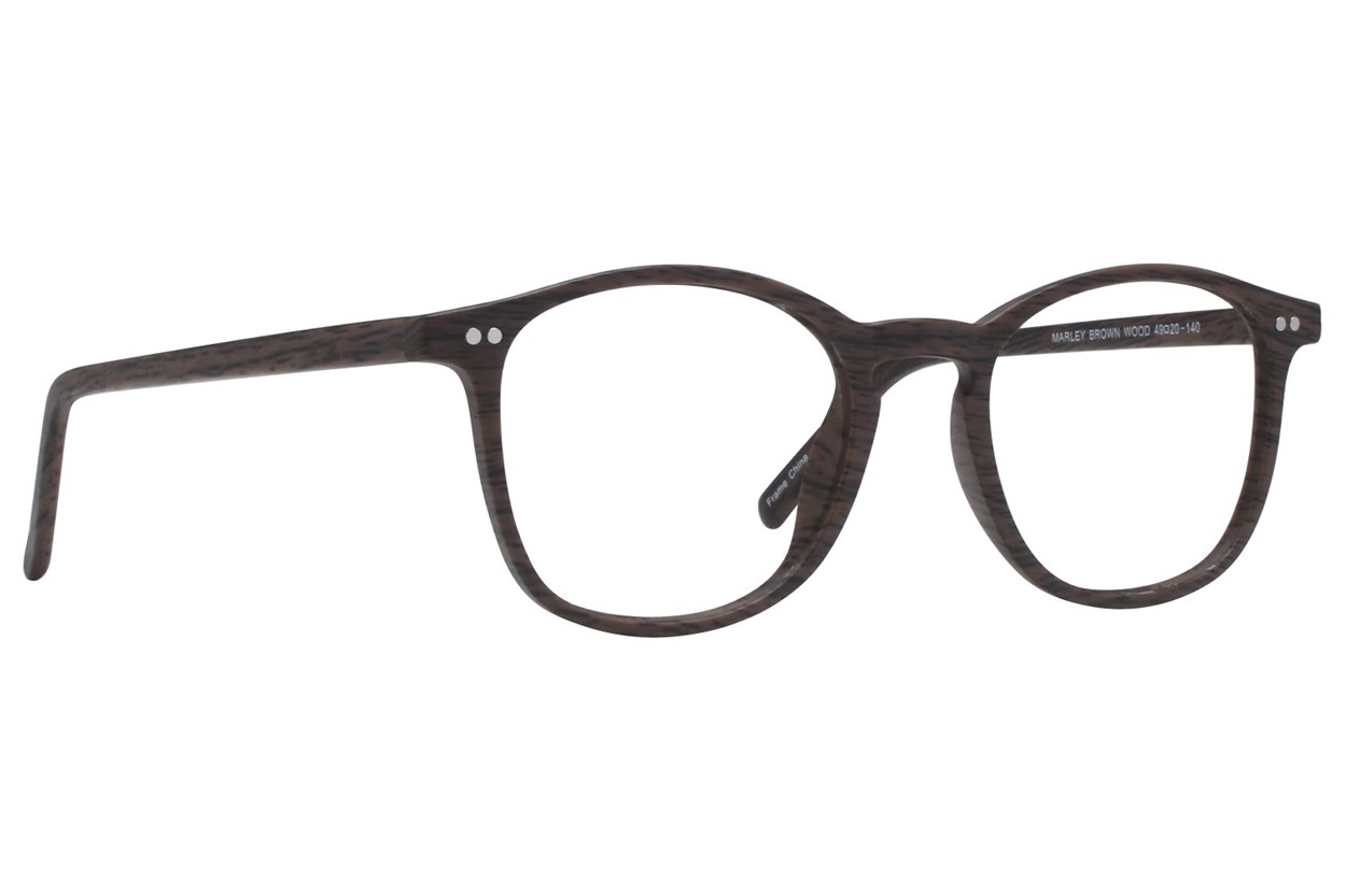 Affordable Designs Marley Brown Glasses