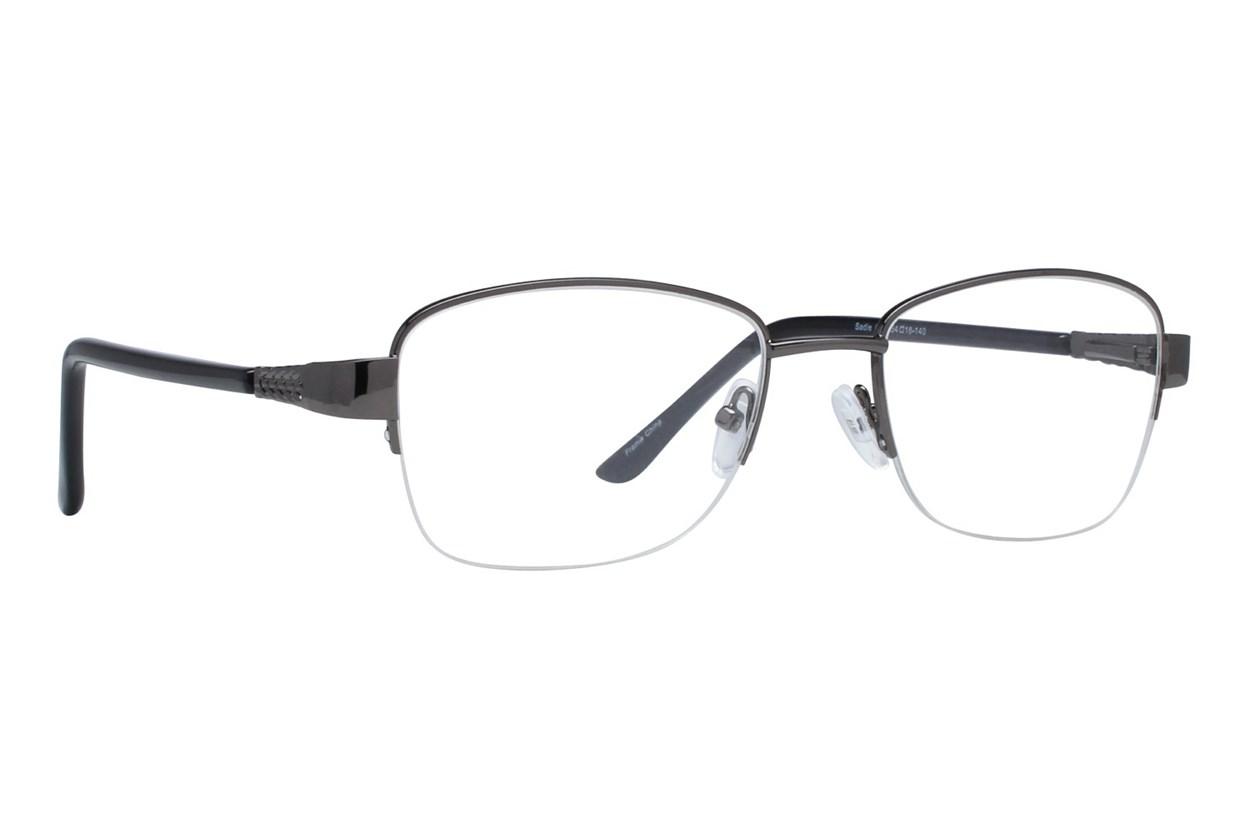 Affordable Designs Sadie Gray Glasses