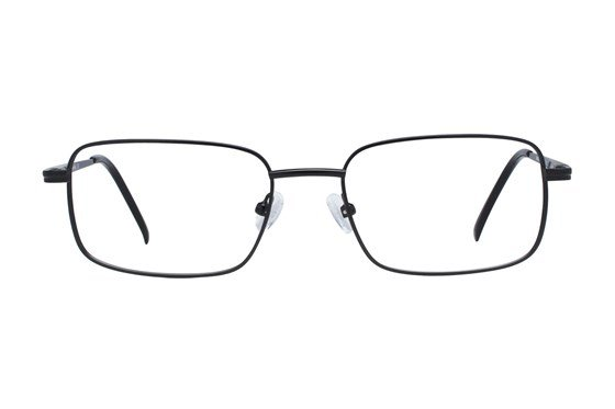 Eight To Eighty Eyewear Marco Black Glasses