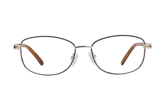 Eight To Eighty Eyewear Phyllis Brown Glasses