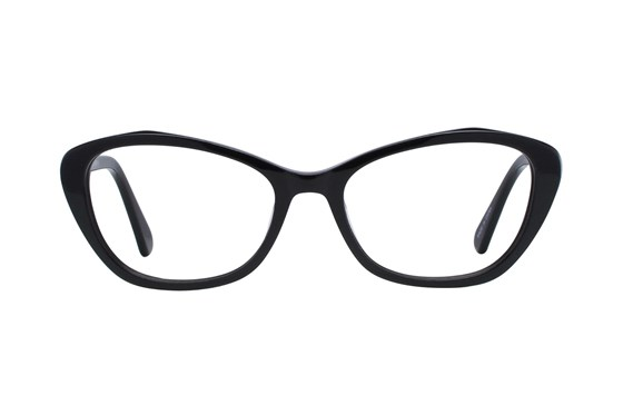 Eight To Eighty Eyewear Petsy Black Glasses