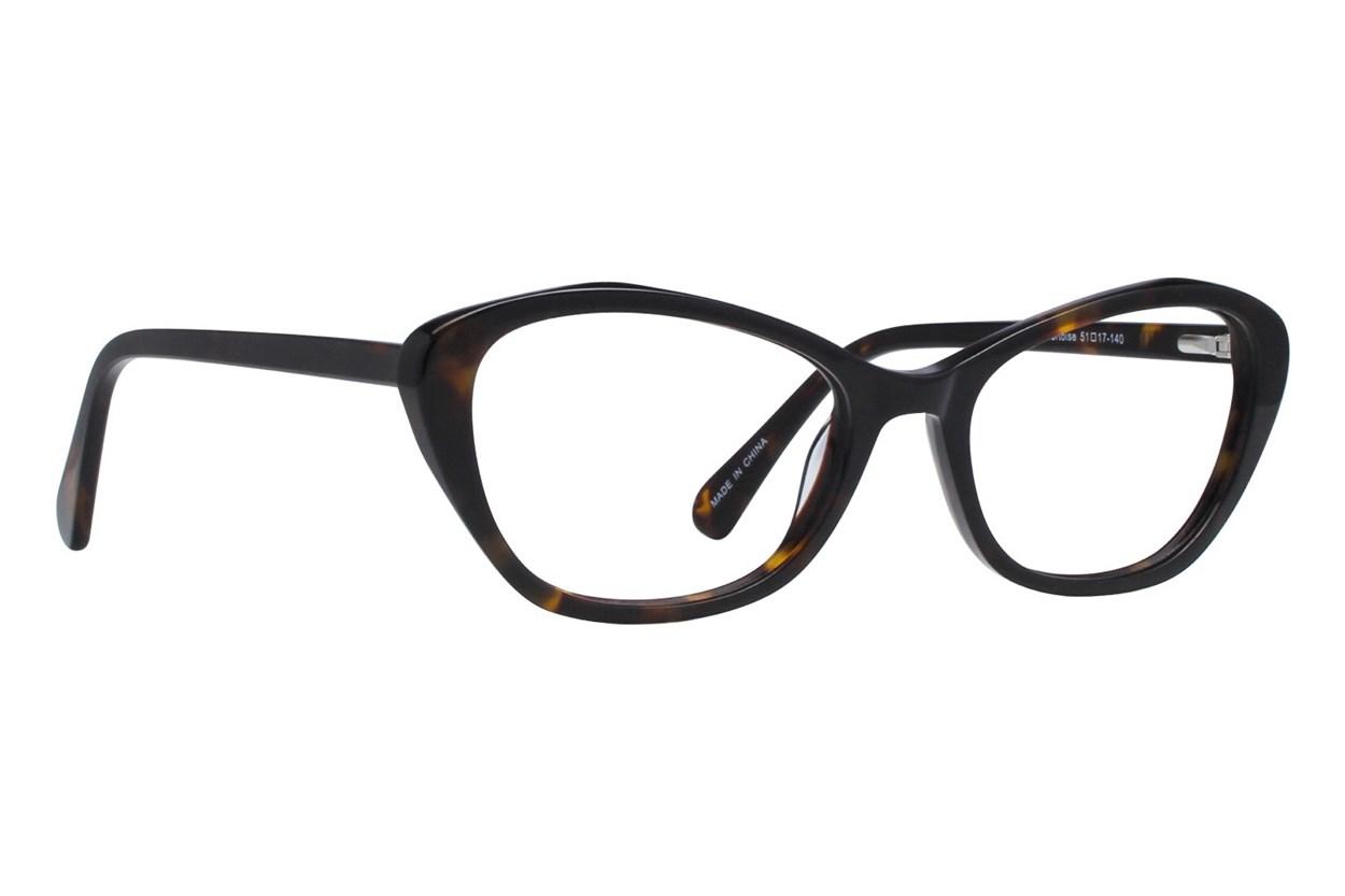 Eight To Eighty Eyewear Petsy Tortoise Glasses