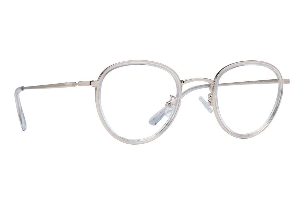 Brooklyn Heights Utica Gold Glasses