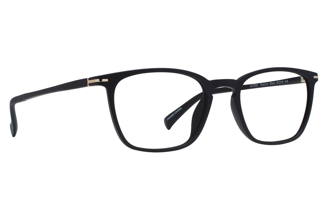 Brooklyn Heights Brighton Black Glasses
