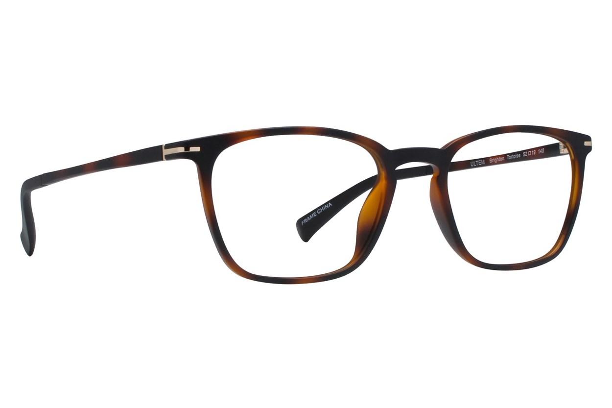 Brooklyn Heights Brighton Tortoise Glasses