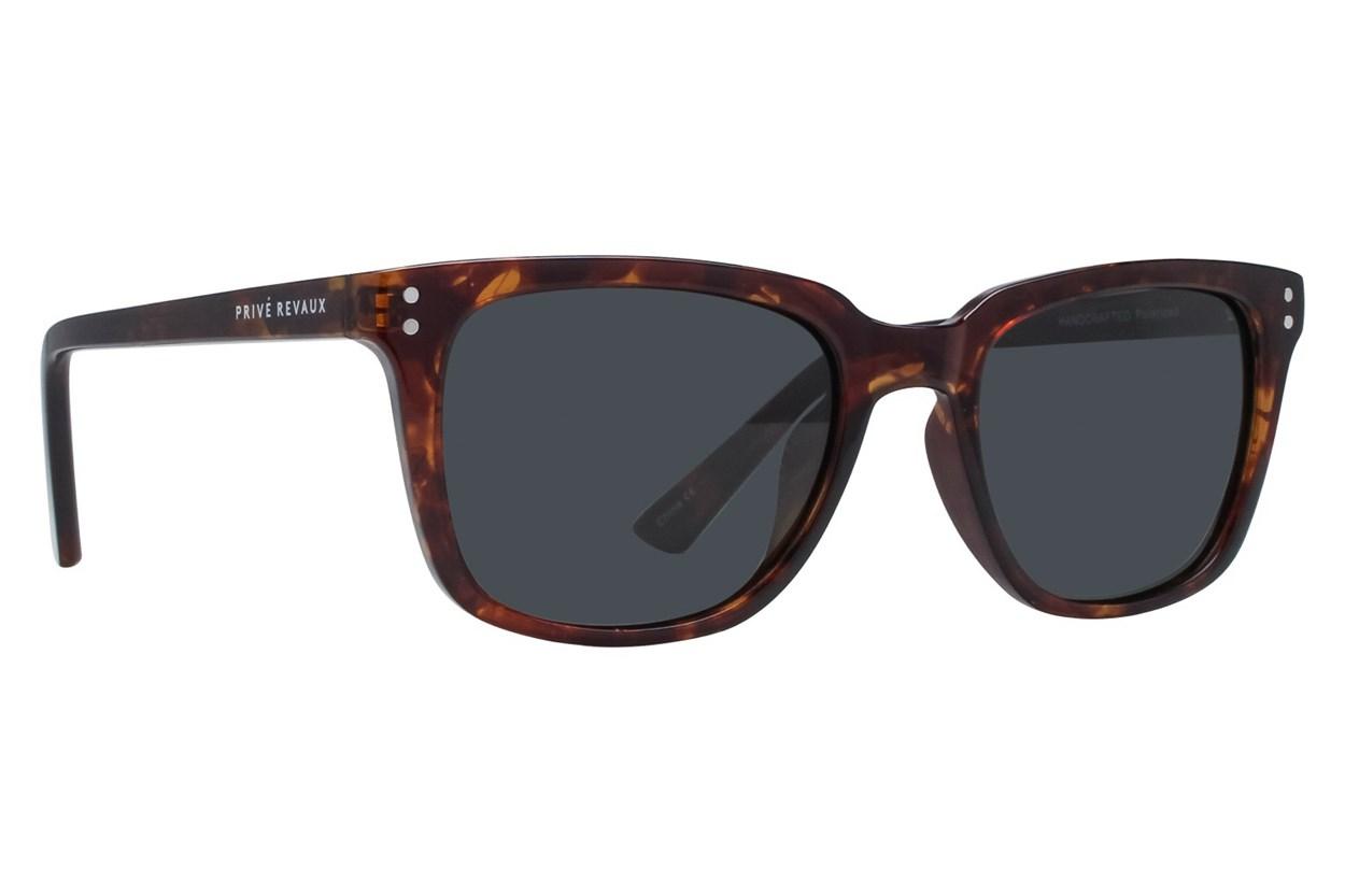 Prive Revaux Dean Brown Sunglasses