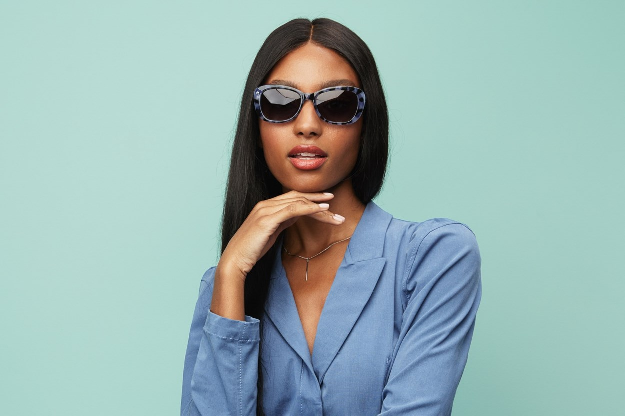 Prive Revaux Lifestyle Blue Sunglasses