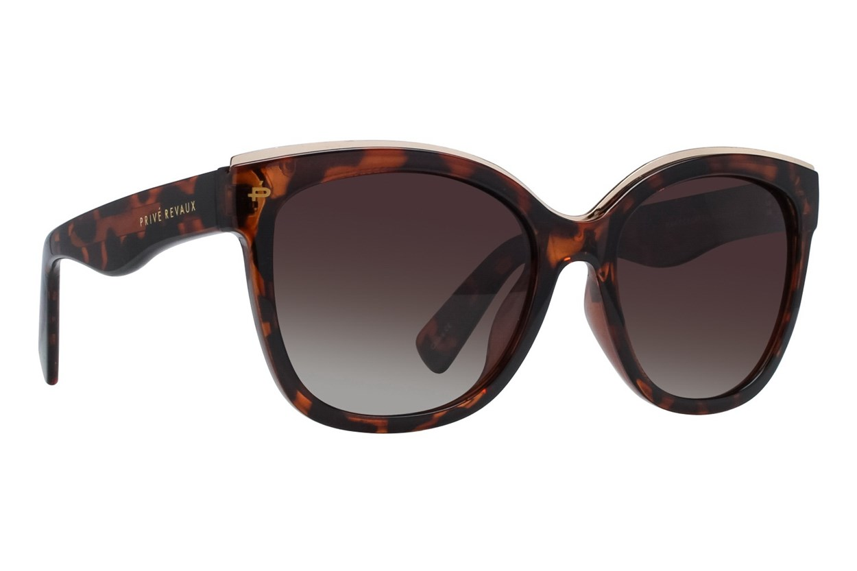 Prive Revaux Lovey Dovey Tortoise Sunglasses