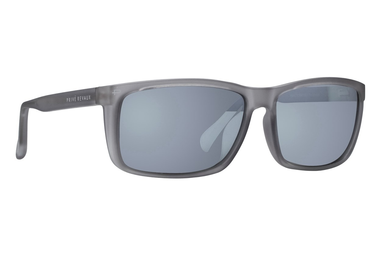 Prive Revaux Man Made Gray Sunglasses
