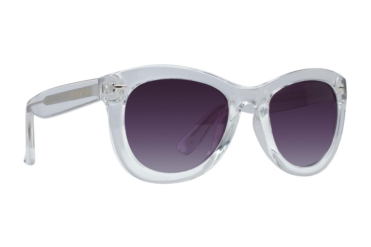 Prive Revaux Cloud 201 Clear Sunglasses