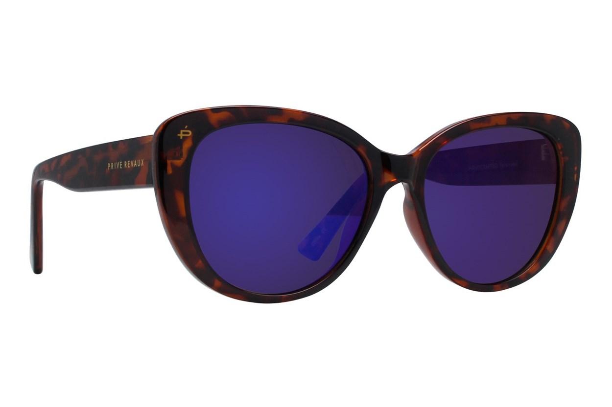 Prive Revaux Over the Moon Tortoise Sunglasses