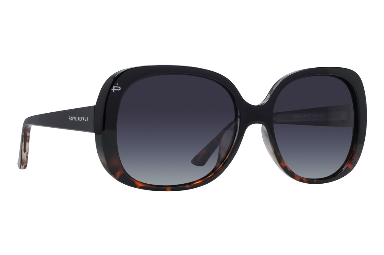 Prive Revaux Hollywood Heir Black Sunglasses