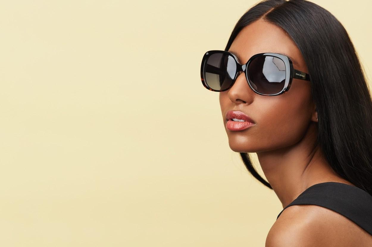 Alternate Image 2 - Prive Revaux Hollywood Heir Black Sunglasses