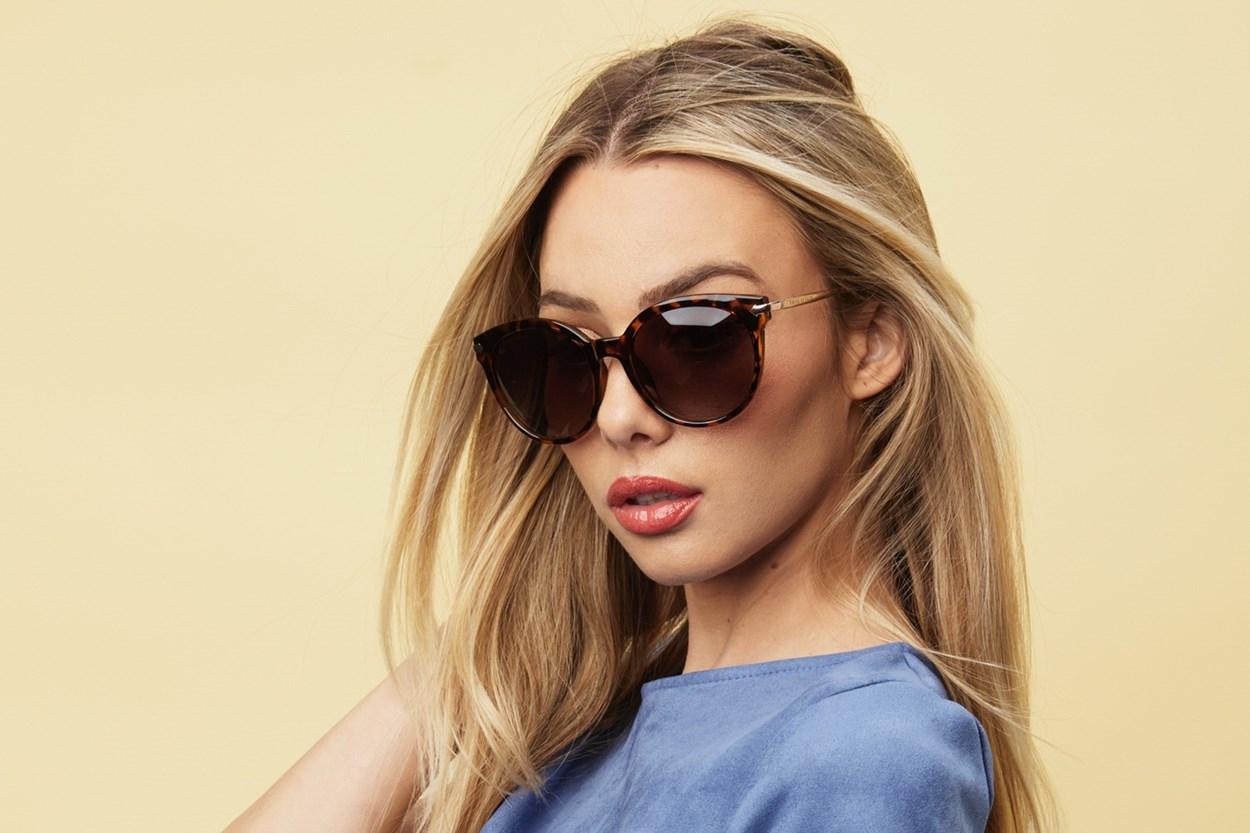 Prive Revaux FT Lavish White Sunglasses