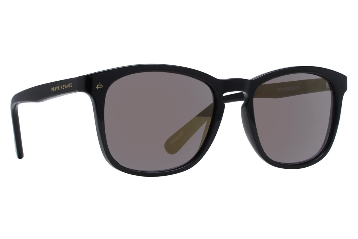 Prive Revaux The Fearless Reading Sunglasses Black ReadingGlasses