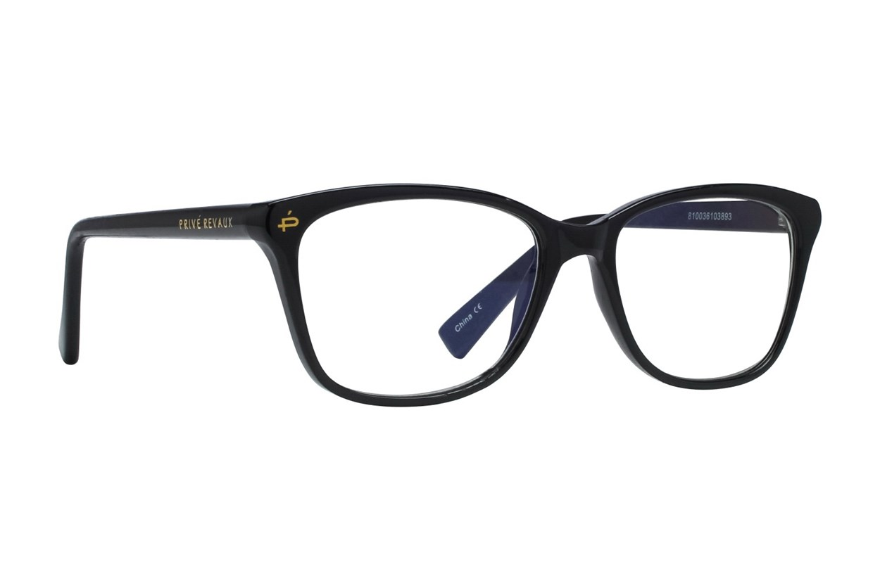 Prive Revaux The Analyst Reader Black ReadingGlasses