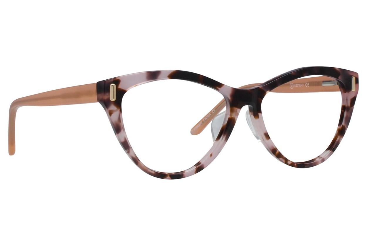 Westend Merion Village Comfort Fit Pink Glasses