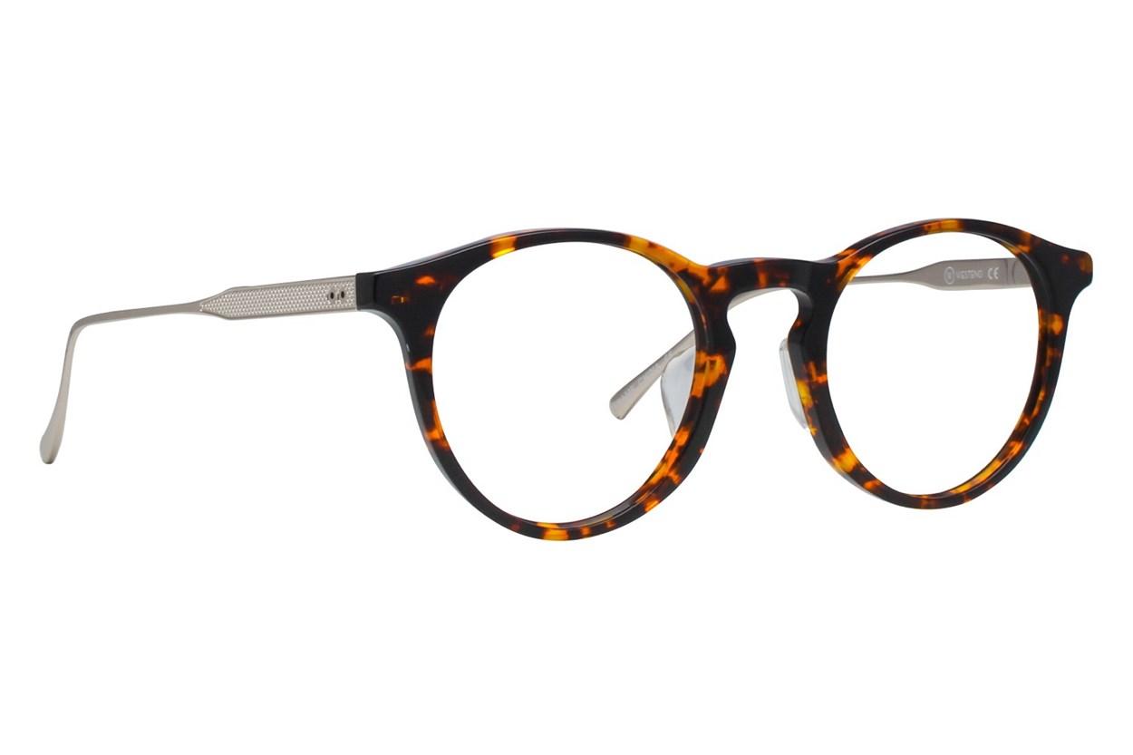 Westend Victorian Village Comfort Fit Tortoise Glasses
