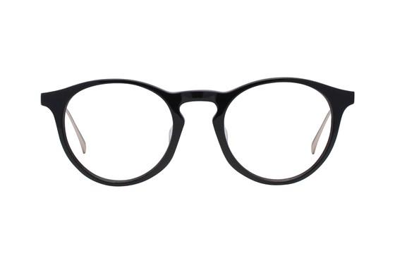 Westend Victorian Village Comfort Fit Black Glasses