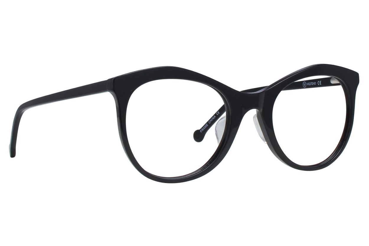 Westend Grandview Heights Comfort Fit Black Glasses