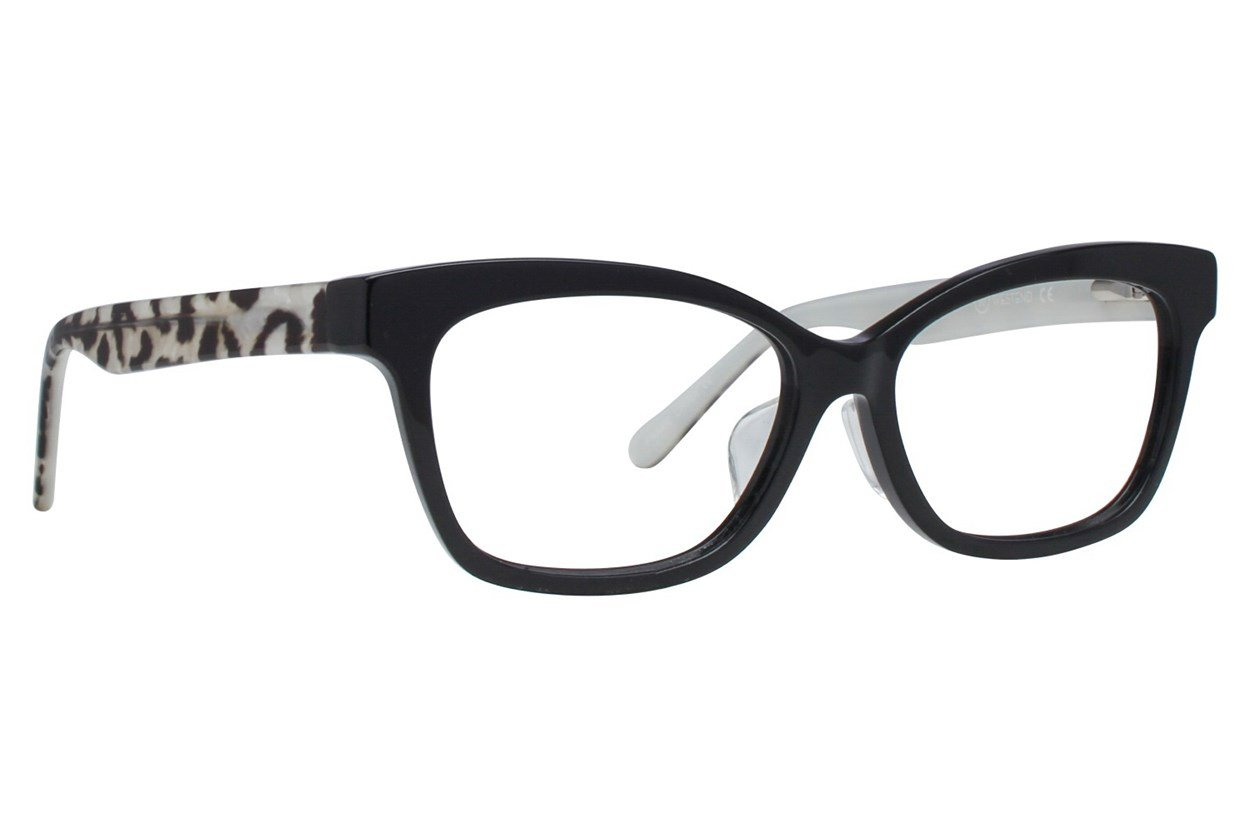 Westend Margies Cove Comfort Fit Black Glasses