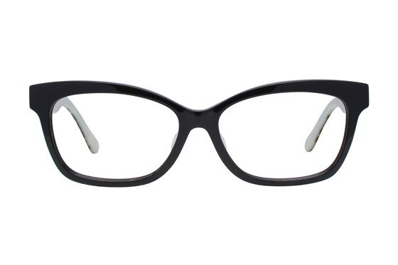 Westend Margies Cove Comfort Fit Black Glasses