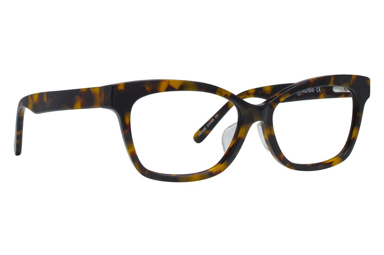 Westend Margies Cove Comfort Fit Tortoise Glasses