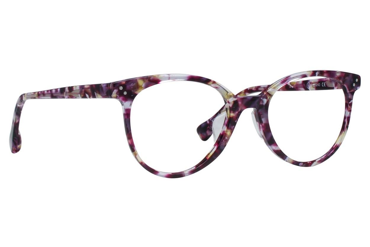 Westend Mill Creek Comfort Fit Purple Glasses