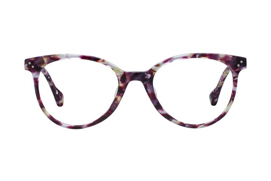 Westend Mill Creek Comfort Fit Purple Glasses