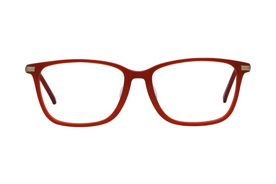 Westend Powell Comfort Fit Red Glasses