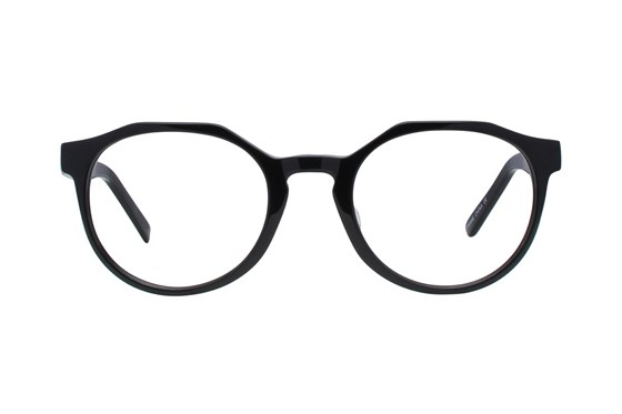 Westend Hilliard Comfort Fit Black Glasses