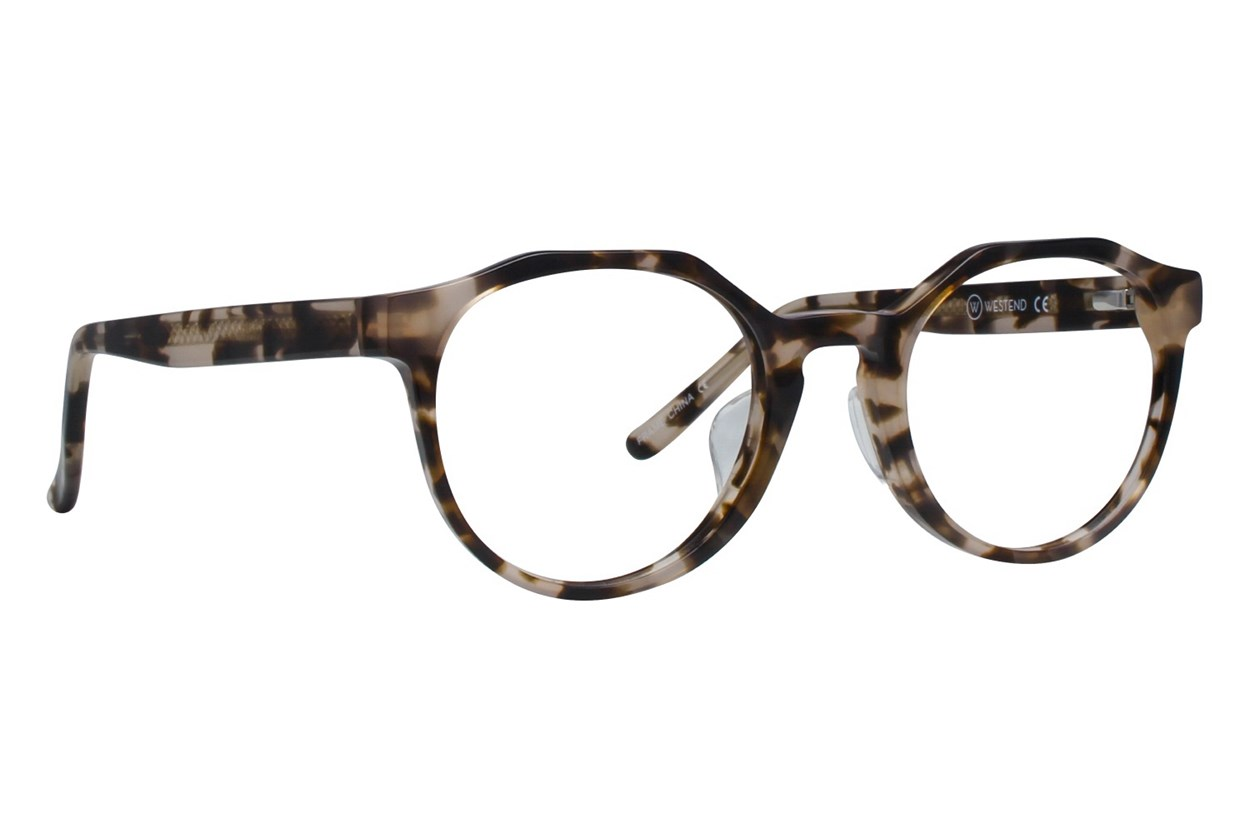 Westend Hilliard Comfort Fit Tortoise Glasses