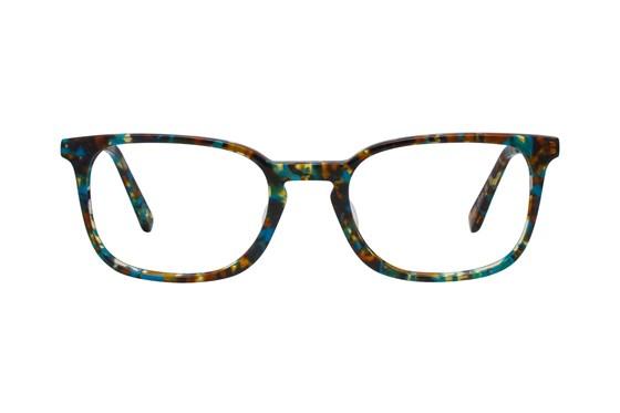 Westend Beachwood Comfort Fit Blue Glasses