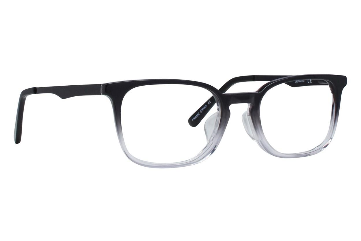 Westend Beachwood Comfort Fit Black Glasses