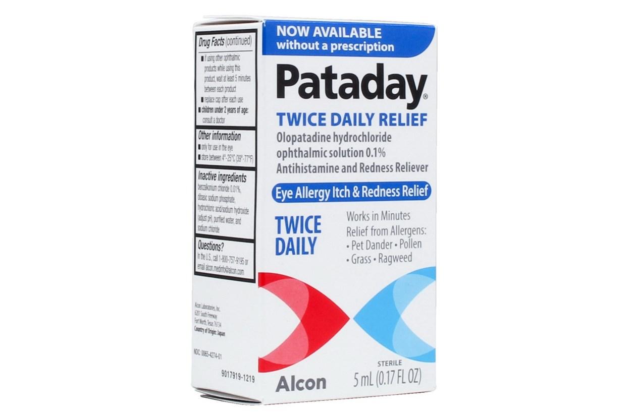 Alcon Pataday® Twice Daily Relief 5ml  DryRedEyeTreatments