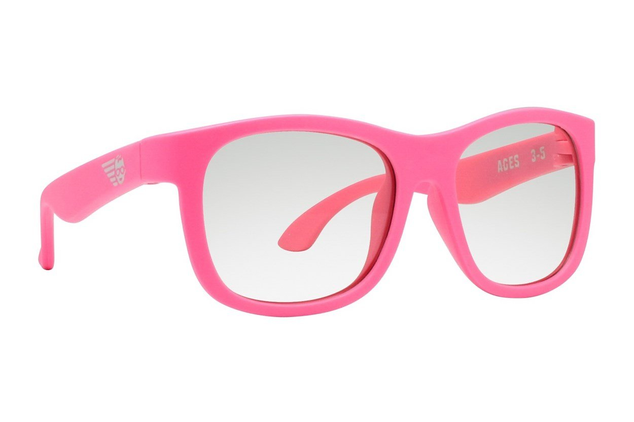 Babiators Blue Light Glasses Pink ComputerVisionAides