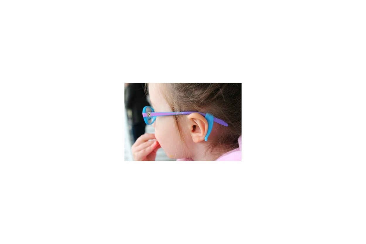 Alternate Image 1 - Stay Puts Removable Ear Lock Clear OtherEyecareProducts