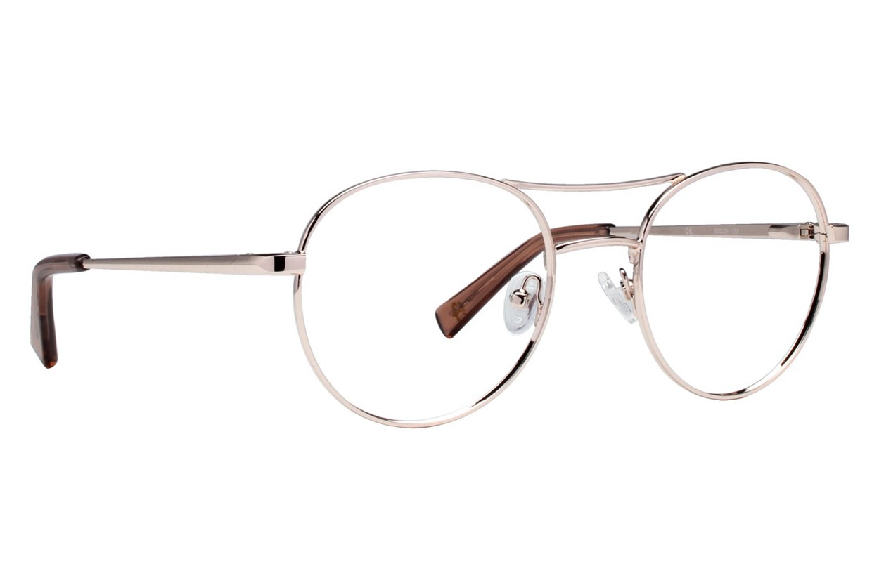 Dereon DOV539 Gold Glasses
