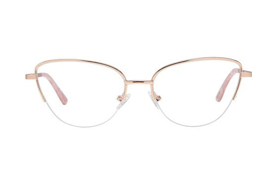 Oleg Cassini OCOV669 Gold Glasses