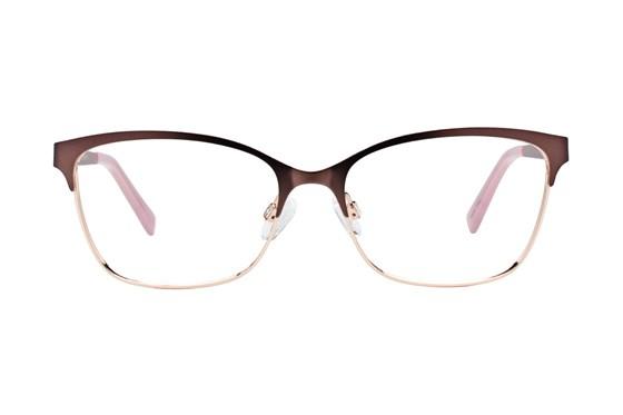 Oleg Cassini OCO473 Brown Glasses