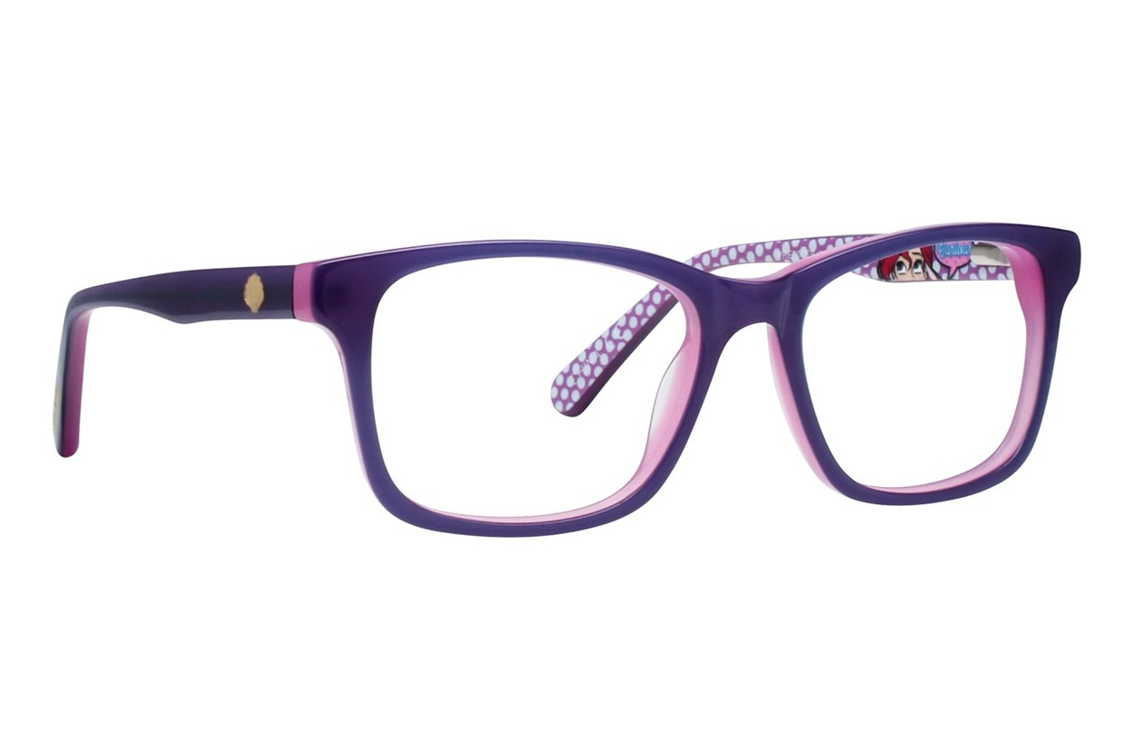 Disney Princess PRE907 Purple Glasses