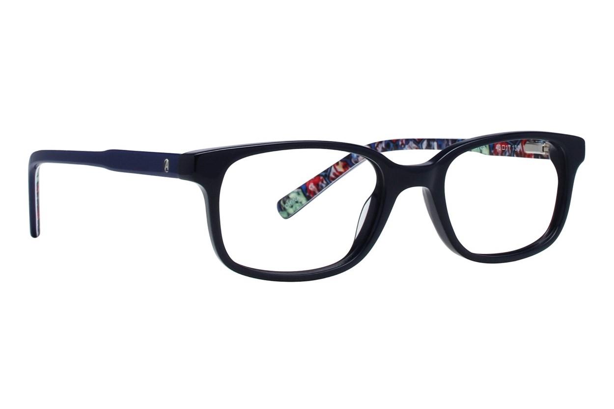 Marvel Captain America AVE901 Black Glasses