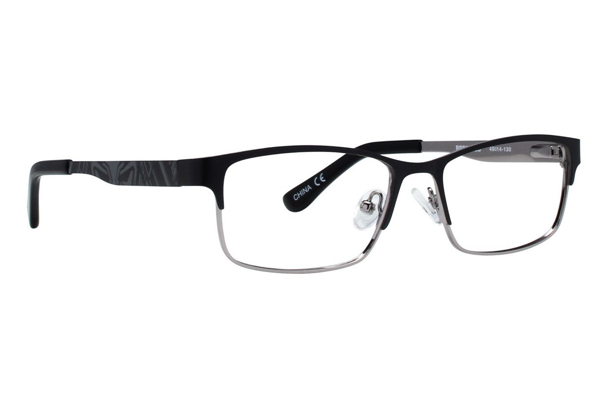 Marvel Black Panther BPE902 Black Glasses