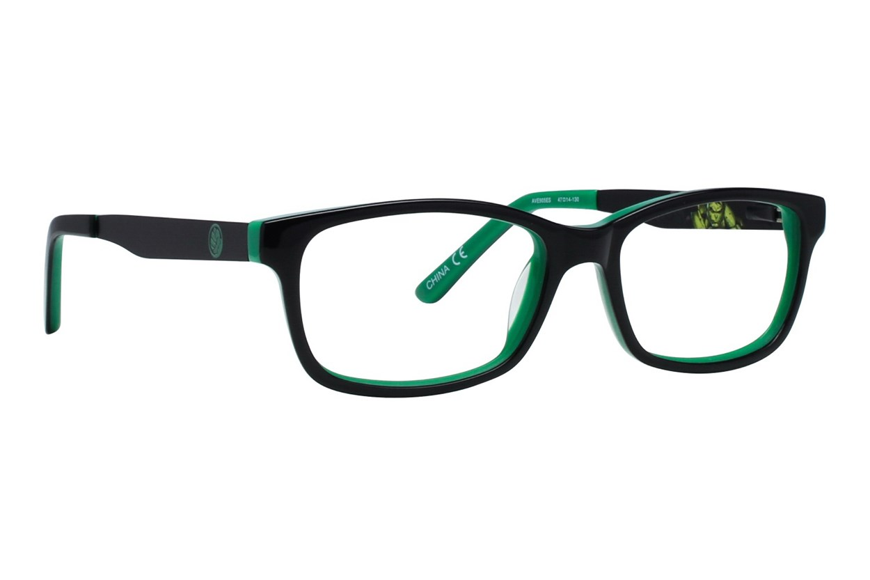 Marvel Hulk AVE905 Black Glasses