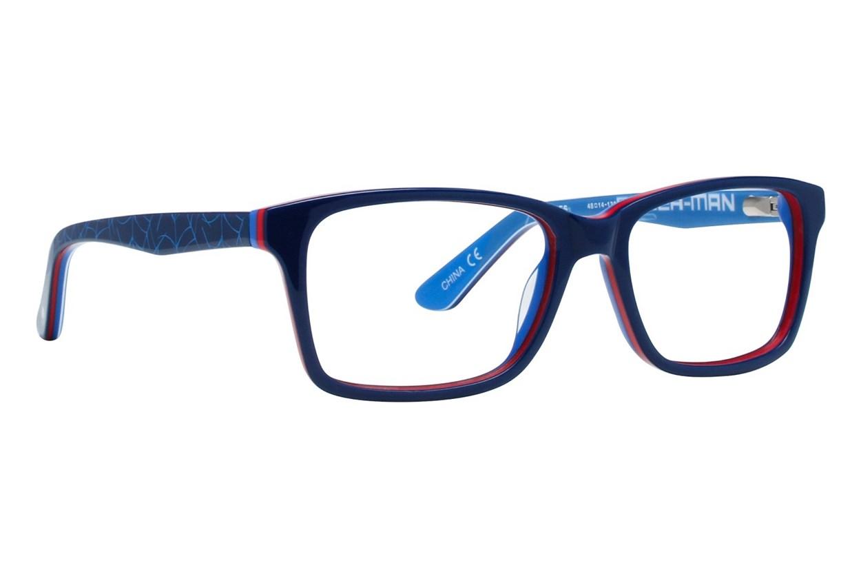 Spider-Man SME901 Blue Sunglasses