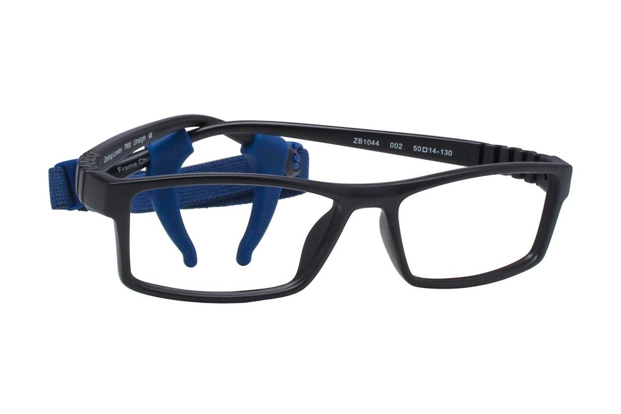 Zoobug ZB1044 Black Glasses