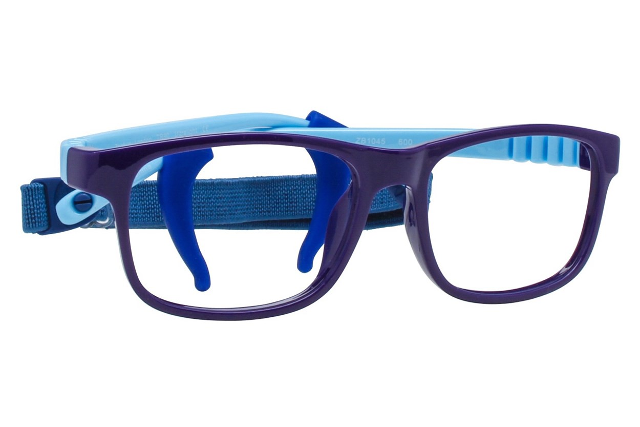 Zoobug ZB1045 Blue Glasses