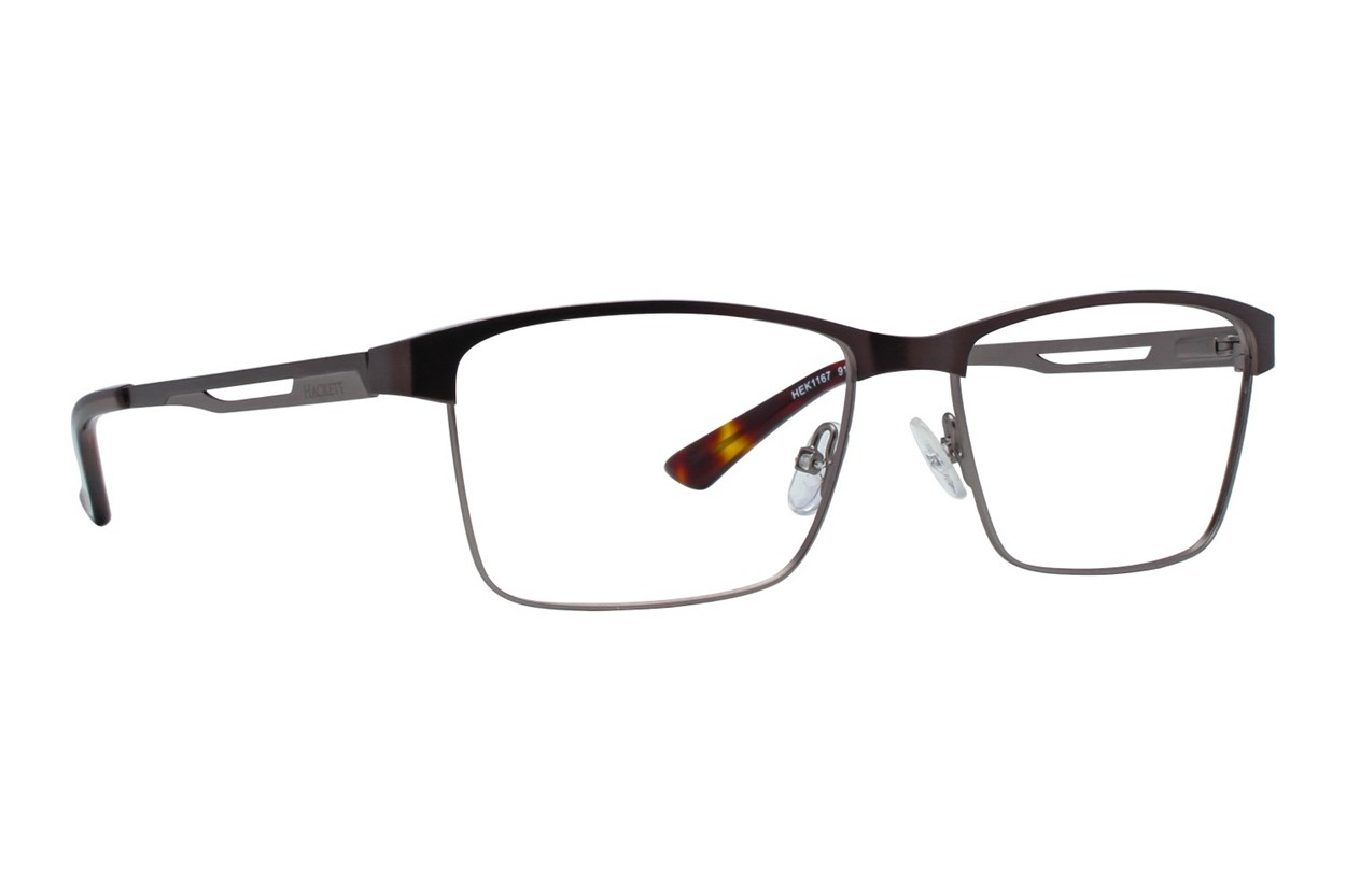 Hackett London Large Fit HEK1167 Gray Glasses